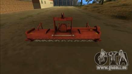 Gurbaz Rotavator für GTA San Andreas