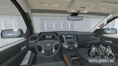 Chevrolet Suburban Secret Service〡add-on v1.1