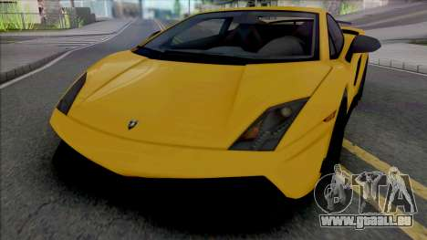 Lamborghini Gallardo LP570-4 Superleggera Edizio für GTA San Andreas