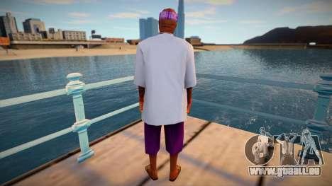 LQ ballas1 pour GTA San Andreas
