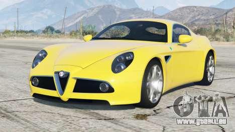 Alfa Romeo 8C Competizione 2008〡add-on v1.1