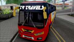 Hino AK1J non AC Bus [IVF]