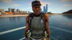 50 Cent (good skin) pour GTA San Andreas