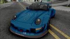Porsche 911 RWB (RWB 993 Evo)