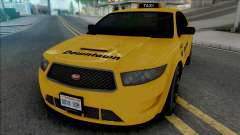 Vapid Torrence Taxi Downtown