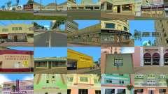 Russische Texttexturen für GTA Vice City