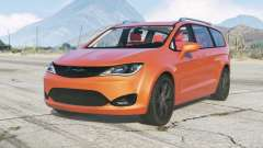 Chrysler Pacifica Red S Edition (RU) 2020〡add-on v1.2 pour GTA 5