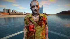 Resident Evil 6 zombies pour GTA San Andreas