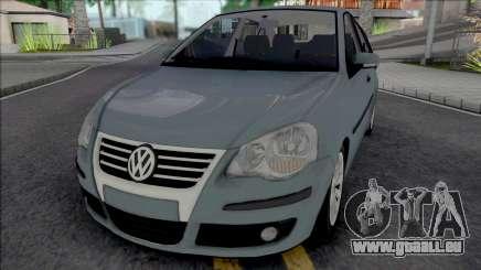 Volkswagen Polo Sedan 2010 Comfortline pour GTA San Andreas