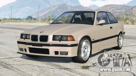 BMW M3 withoupe (E36) 1995〡add-on v2.1 pour GTA 5