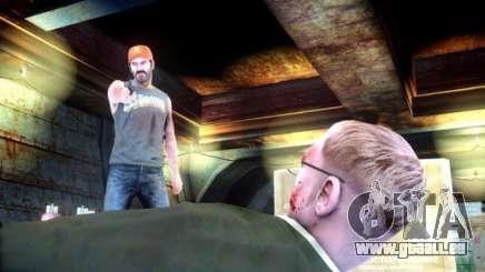 Trevor Philips Voice Mod pour GTA 4