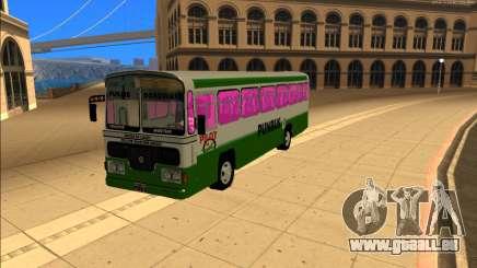 Punjab Roadways Bus Mod Par Harinder Mods pour GTA San Andreas