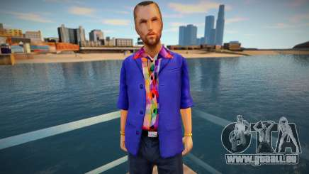HD Andre pour GTA San Andreas