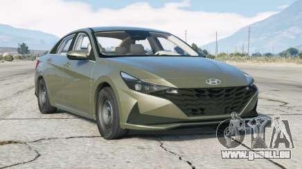 Hyundai Elantra (CN7) 2021 pour GTA 5