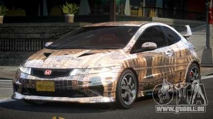 Honda Civic PSI-U L3 pour GTA 4