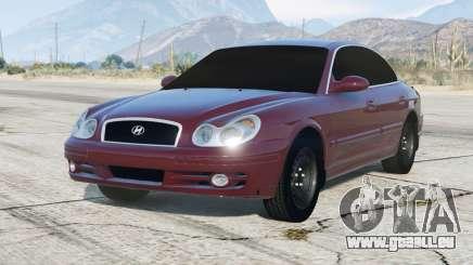 Hyundai Sonata (EF) 2004〡rims1 pour GTA 5