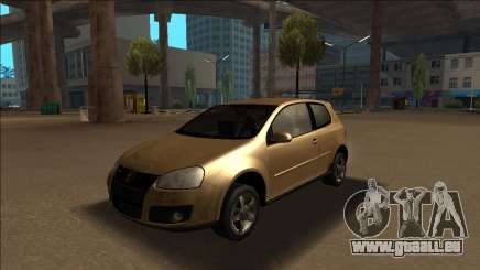 Volkswagen Golf GTI - The Golf is Better pour GTA San Andreas
