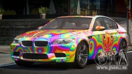 BMW M5 F10 US L9 pour GTA 4