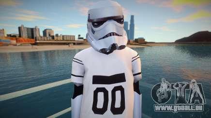 Star Wars Stormtrooper pour GTA San Andreas