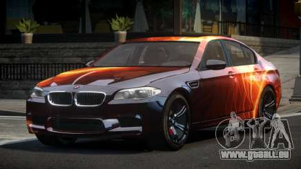 BMW M5 F10 US L8 pour GTA 4