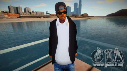 New Ryder (good model) pour GTA San Andreas