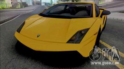 Lamborghini Gallardo LP570-4 Superleggera Edizio pour GTA San Andreas