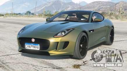 Jaguar F-Type R coupé 2015〡add-on pour GTA 5