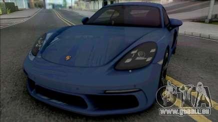 Porsche 718 Cayman S pour GTA San Andreas