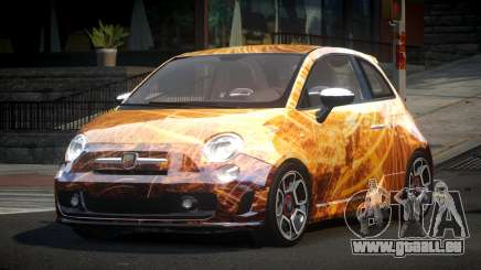Fiat Abarth U-Style S9 pour GTA 4