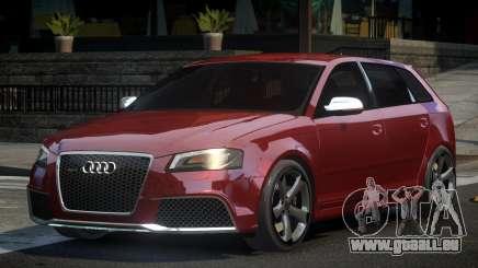 Audi RS3 GS V1.0 für GTA 4