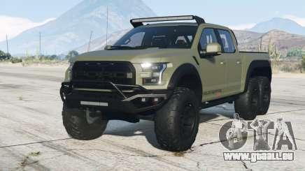 Hennessey VelociRaptor 6x6 2018〡add-on v1.1 für GTA 5