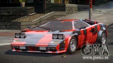 Lamborghini Countach U-Style S4 pour GTA 4