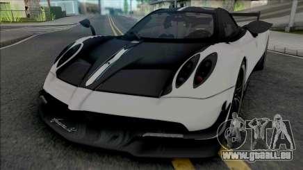 Pagani Huayra BC [IVF] pour GTA San Andreas