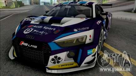 Audi R8 LMS Itasha für GTA San Andreas