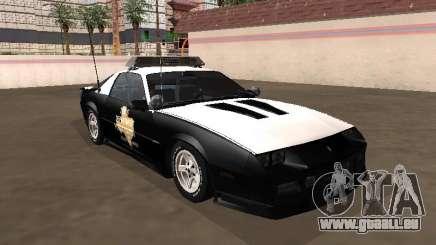 Chevrolet Camaro IROC-Z 1990 THP für GTA San Andreas