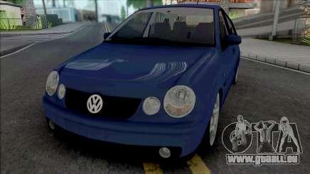 Volkswagen Polo Sedan 2005 Sportline pour GTA San Andreas