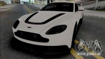 Aston Martin Vantage GT12 für GTA San Andreas