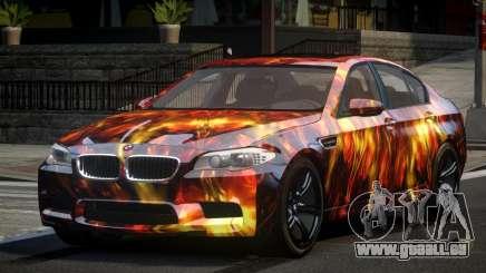 BMW M5 F10 US L5 pour GTA 4