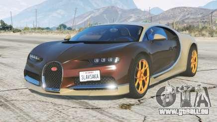 Bugatti Chiron 2016〡add-on v2.0 pour GTA 5