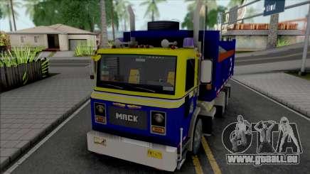 Mack MR688 (Trash) pour GTA San Andreas
