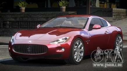 Maserati GranTurismo SP V1.0 pour GTA 4