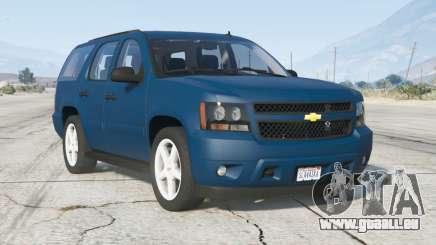 Chevrolet Tahoe (GMT900) 2008〡add-on für GTA 5