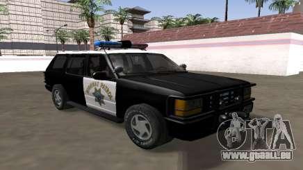 Ford Explorer 1994 Patrouille routière de Californie pour GTA San Andreas