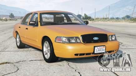 Ford Crown Victoria 2011 für GTA 5