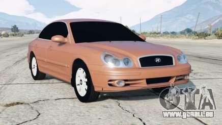 Hyundai Sonata (EF) 2004〡rims2 pour GTA 5