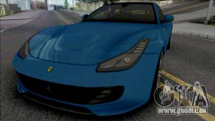Ferrari GTC4Lusso (Italian Plate) für GTA San Andreas