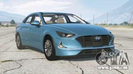 Hyundai Sonata (DN8) 2020 pour GTA 5
