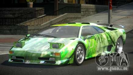 Lamborghini Diablo SP-U S7 pour GTA 4