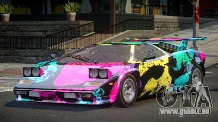 Lamborghini Countach U-Style S3 pour GTA 4
