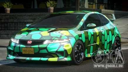 Honda Civic PSI-U L7 pour GTA 4